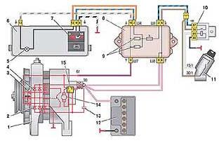 арго 3 схема электрическая принципиальная